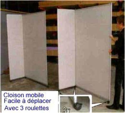 cloison bureau cloison open space cloison mobile