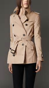 burberry london women s short trench coat clothes fashion