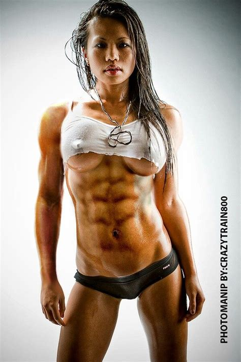 Do Guys Like Super Athletic Girls Like Girls Who Lift Weights And Get All Sweaty How About Abs