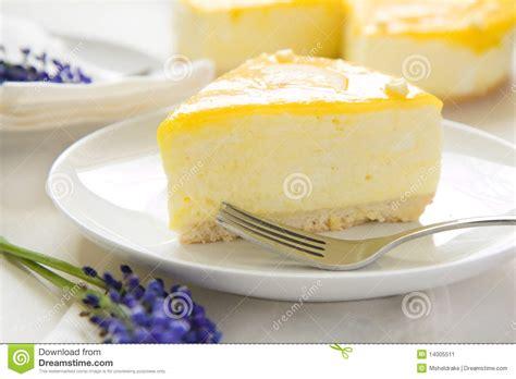 cuisine legumes gâteau de mousse de citron image stock image 14005511