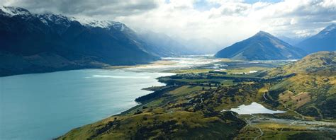 New Zealand Highlights Mountains Safari Middle Earth