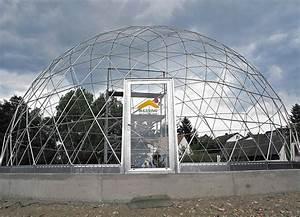 Geodätische Kuppel Bausatz : geod tische kuppel soll ein b ro werden h fingen ~ Michelbontemps.com Haus und Dekorationen