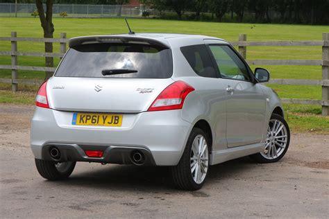 Suzuki Swift Sport Review (2012