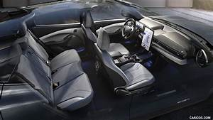 2021 Ford Mustang Mach-E Electric SUV - Interior, Seats | HD Wallpaper #32