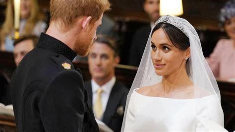 meghan markle   wedding day secret  prince harry
