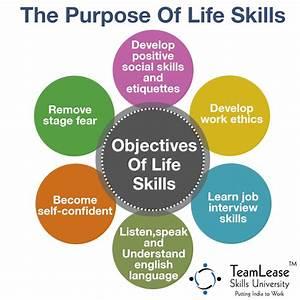 The Main Aim Of Learning Life Skills | Visual.ly