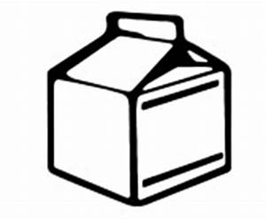 Milk Carton Clipart Black And White | Clipart Panda - Free ...