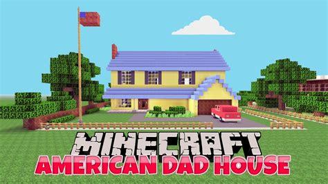 American Dad House Minecraft Tutorial