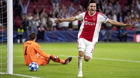 Ajax Amsterdam Vs. Aek Athens