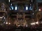 Kirchen in Schlesien Kloster Grüssau Friedenskirche ...