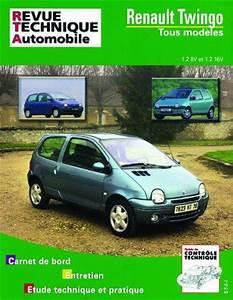 Revue Technique Renault Twingo De 1993  U00e0 2004
