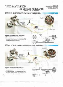 Trail Tech Wiring Diagram
