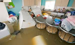 kitchen sink flooding insurers warn 200 000 homes may be left without flood 2714