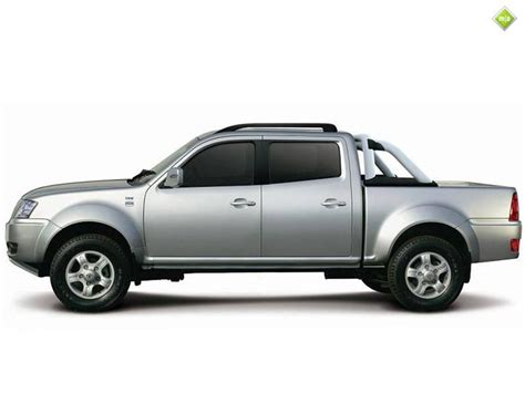 Tata Xenon Wallpapers by Tata Xenon Xt Side View Arctic Silver