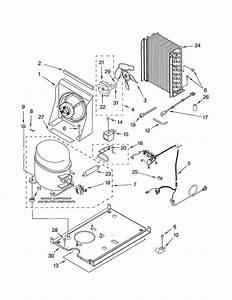 Whirlpool Model Gi15ndxxs1 Freestanding Icemaker Genuine Parts