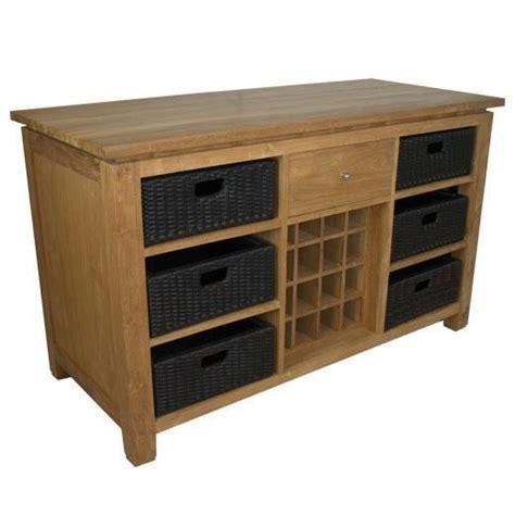 petit mobilier de cuisine meuble cuisine teck harlow
