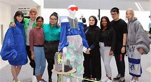 Fashion Students Come Through Live Industry Brief With