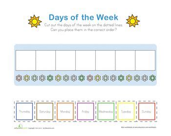 90 best images about days of the week on 496 | 9d5c3ada1dfeda510b6e298f3c2e6530