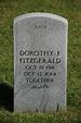Dorothy F Laris Fitzgerald (1918-2014) - Find A Grave Memorial