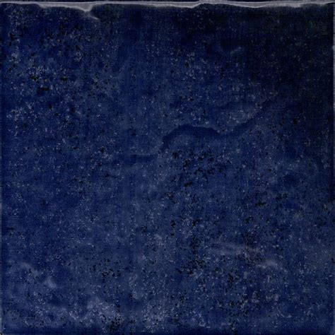 seabreeze midnight blue 6 quot x6 quot glazed porcelain pool tile