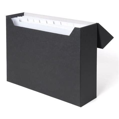 boite de classement bureau bigso box boîte archive bureau gris grâce à cette