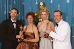 "The ""Hollywood Blackout"" at the 1996 Academy Awards 