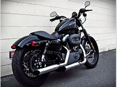 2011 HarleyDavidson XL1200N Sportster 1200 Nightster For
