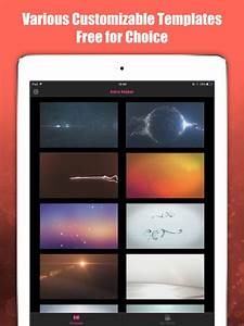 App shopper intro maker design intros for youtube for Imovie intros templates