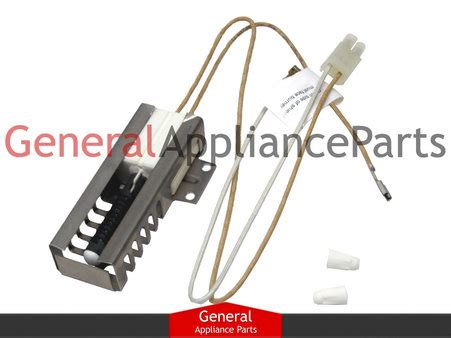 climatek oven stove burner igniter ignitor replaces ge general electric rca wbx