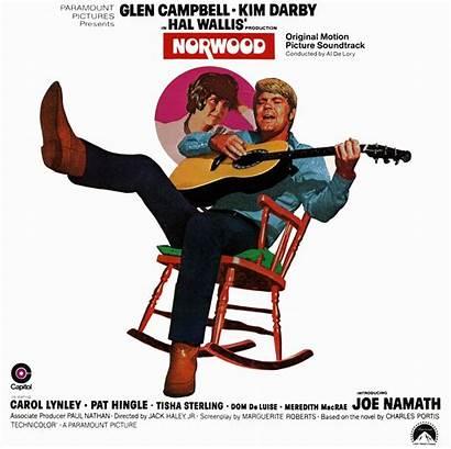 Norwood Glen Campbell Soundtrack Al Lory 1970
