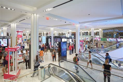 showroom bureau department stores reinvent themselves for a retail age