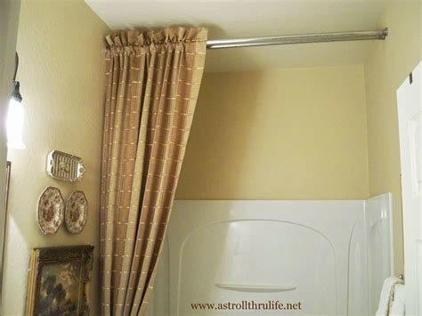 10 Ft Ceiling Shower Curtain Shower Curtain