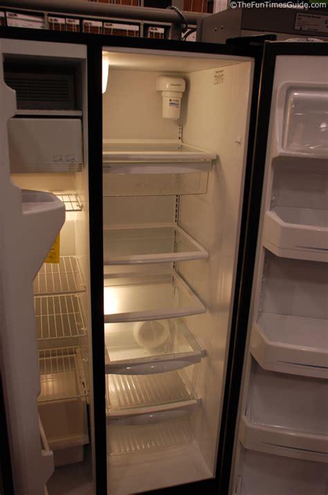 review   side  side refrigerators  french door refrigerators  log home guide