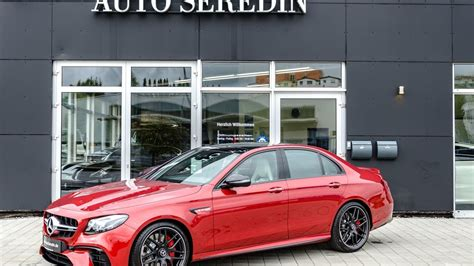 mercedes amg    matic hyazinth red exterior