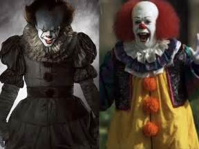 Halloween Half Face Masks Uk by New Pennywise The Clown From It Remake Isn T Scary Insider