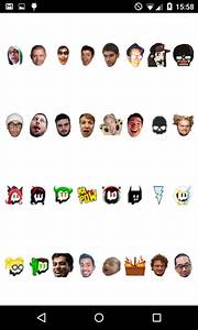 Twitch emotes pack