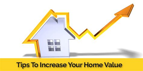 5 Tricks And Tips That Will Increase Your Home Value
