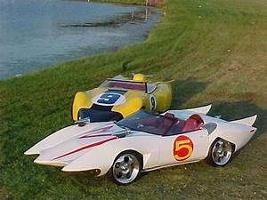 Speed Racer Mach 5 for sale, and the Deathrace truck found ...