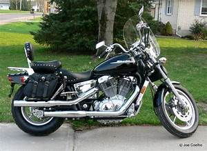 Honda Shadow 1100  Miss Mine Like Crazy  Would Sure Like To Have Another