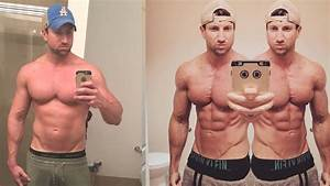 Shredded 7  Bodyfat  5 Things You Need To Give Up To Get Ripped Fast