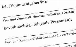 Personalausweis Kind Beantragen Einverständniserklärung : handlungsvollmacht vollmacht muster ~ Themetempest.com Abrechnung