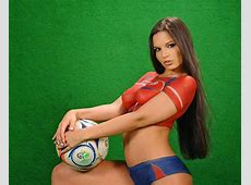Best Body Painting Soccer Art Body Painting World Cup 2014