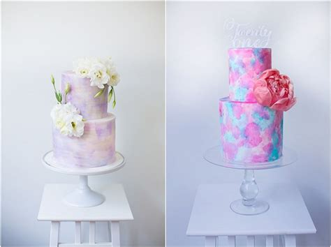 23 Unique Wedding Cakes Made With Love  Deer Pearl Flowers