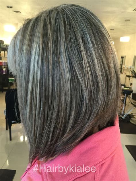 25 Best Ideas About Grey Hair Styles On Pinterest Gray