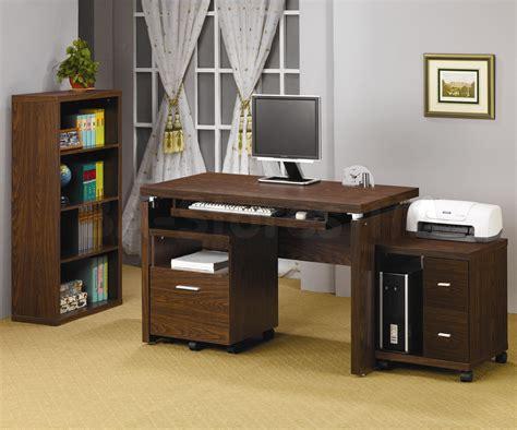 Furniture. Luxury Office Desk Design Ideas For Modern Home