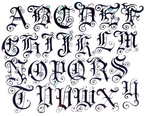 images  letters design tattoo typographyhand type
