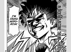 Deku's All Mighty face My Hero Academia Know Your Meme