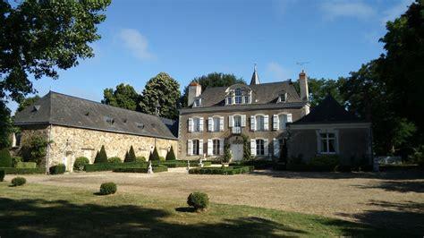 chambres d hotes au chateau chambres d 39 hôtes au château de la montchevalleraie segré
