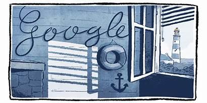Google Doodles Birthday Coronavirus Celebrating Doodle Mariniere