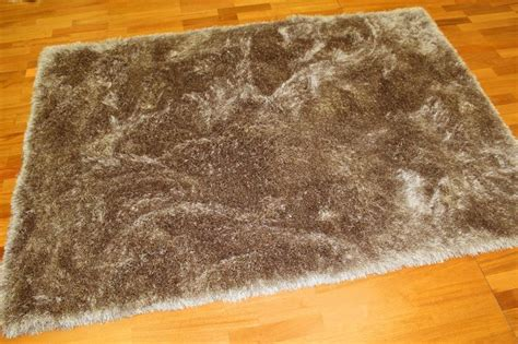 tapis shaggy soft deluxe beige trendcarpetfr